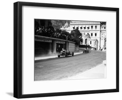 Alfa Romeo, Monaco Grand Prix, 1934