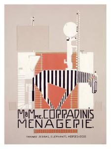 M. & Mme Coradini's Menagerie by Alfonso Iannelli