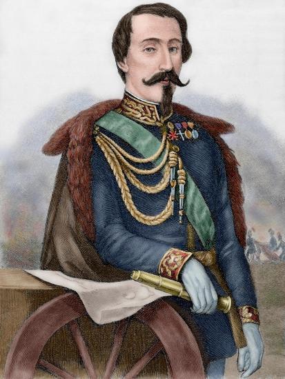 Alfonso La Marmora (1804-1878)--Giclee Print