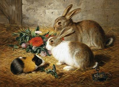 Good Friends by Alfred Barber