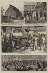 The Abolition of Cannibalism in Fiji by Alfred Chantrey Corbould