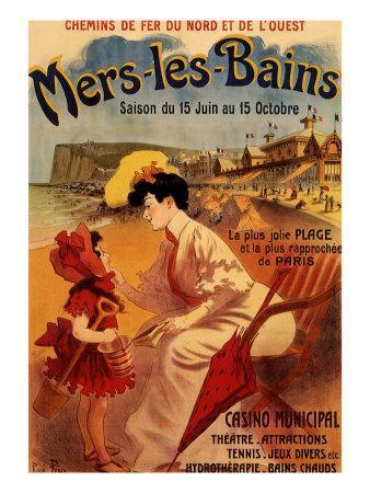 Mers-Les-Bains, c.1894