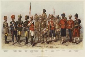 Types of the Bombay Army by Alfred Crowdy Lovett
