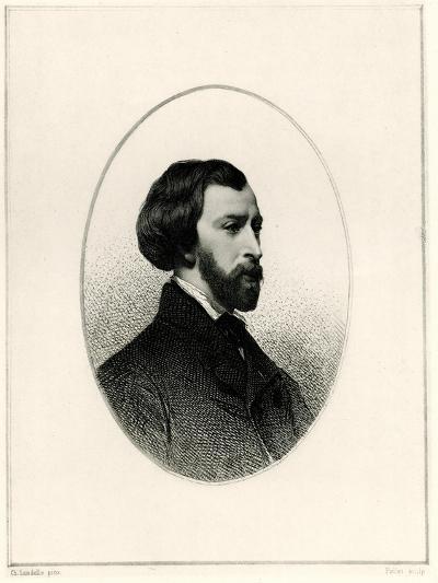 Alfred De Musset, 1884-90--Giclee Print