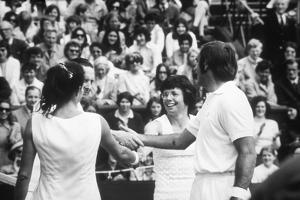 1971 Wimbledon by Alfred Eisenstaedt