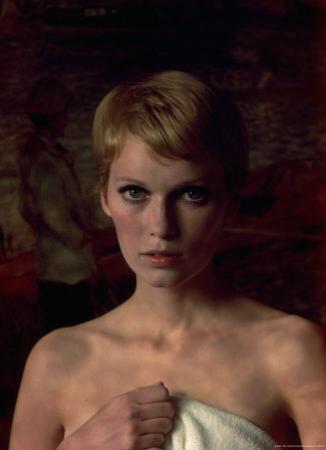 Actress Mia Farrow