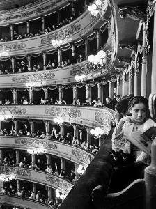 Audience in Elegant Boxes at La Scala Opera House by Alfred Eisenstaedt