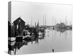 Dutcher Dock, Menemsha, Martha's Vineyard by Alfred Eisenstaedt