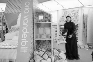 Heiress and Fashion Designer Gloria Vanderbilt, New York, 1974 by Alfred Eisenstaedt