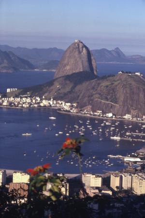 July 1973: Christ the Redeemer Statue, Rio De Janeiro, Brazil
