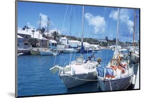 July 1973: Sailing in Bermuda by Alfred Eisenstaedt