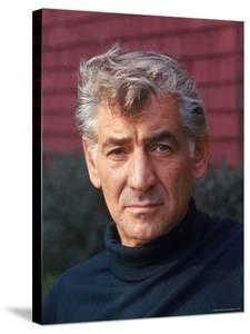 Leonard Bernstein Portrait by Alfred Eisenstaedt