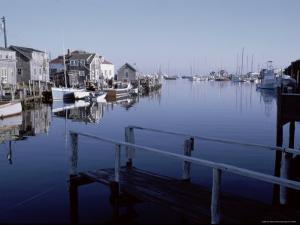 Menemsha Harbor on Martha's Vineyard by Alfred Eisenstaedt