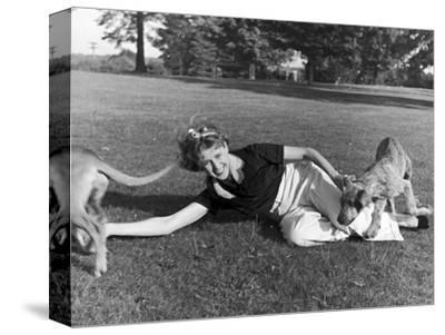 Portrait of Clare Boothe Luce, Fairfield, Connecticut, 1936