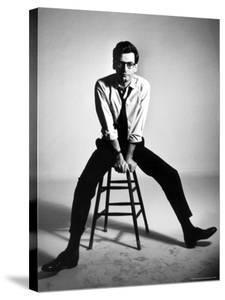 Portrait of Photographer Richard Avedon by Alfred Eisenstaedt