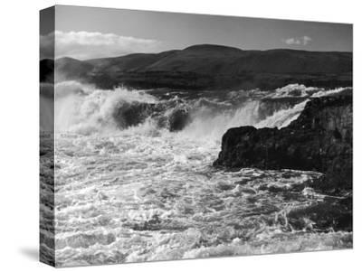 Rapids on the Columbia River
