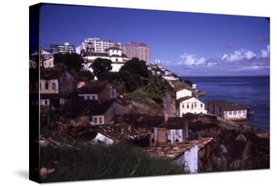 Slums of Salvador, State of Bahia, Brazil