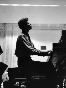 Tchaikovsky Competition Winner Van Cliburn by Alfred Eisenstaedt