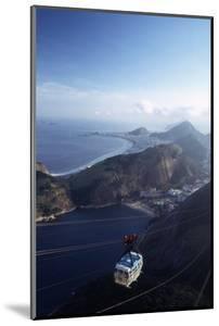 The Sugar Loaf Cable Car (Bondinho Do Pao De Acucar), Rio De Janeiro, Brazil by Alfred Eisenstaedt