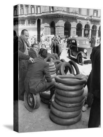 Tires for Sale in Black Market