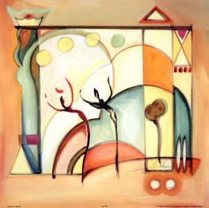Fun in the Sun VIII by Alfred Gockel