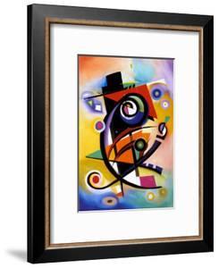 Homage to Kandinsky by Alfred Gockel