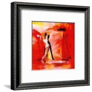 Romance in Red II by Alfred Gockel