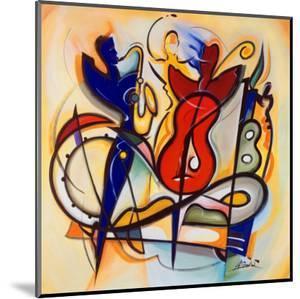 Spontaneous Jam by Alfred Gockel
