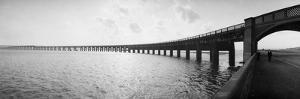 Tay Railway Bridge by Alfred Hind Robinson