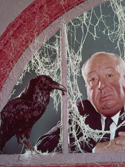 Alfred Hitchcock, The Birds, 1963--Photographic Print