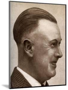 Alfred J Goulding, Australian Film Director, 1933