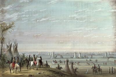 Rendezvous, 1837
