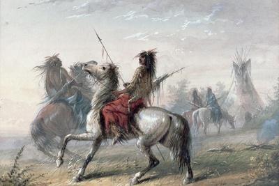 Snake Indians, 1837