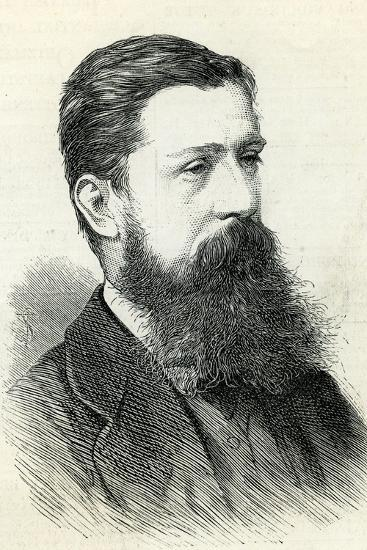 Alfred Pizzey Newton (1830-83) from the 'Illustrated London News' 1883--Giclee Print