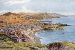 Aberystwyth from Constitution Hill by Alfred Robert Quinton
