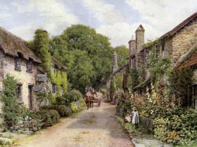 Bossington, Near Porlock, Somerset