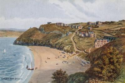Carbis Bay, St Ives by Alfred Robert Quinton
