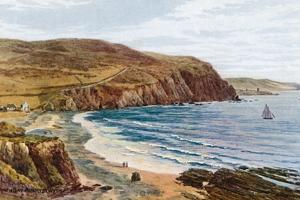 Clarach Bay, Aberystwyth by Alfred Robert Quinton