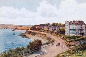 Cliff Drive, Falmouth by Alfred Robert Quinton