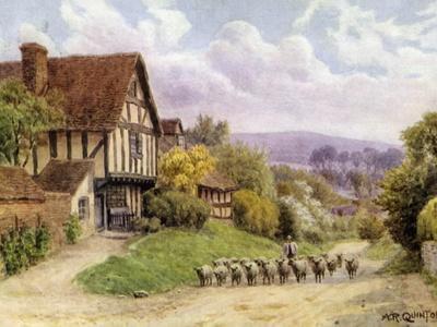 Cropthorne, Near Evesham, Worcester