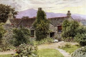 Dove Cottage, Grasmere by Alfred Robert Quinton
