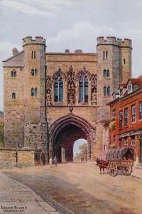 Edgar Tower, Worcester by Alfred Robert Quinton