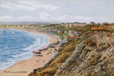 Filey, from the North by Alfred Robert Quinton