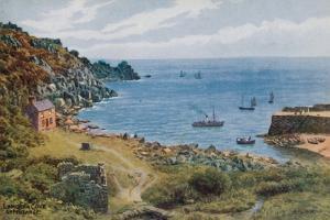 Lamorna Cove, Nr. Penzance by Alfred Robert Quinton