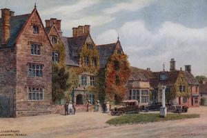 Lygon Arms, Broadway, Worcs by Alfred Robert Quinton