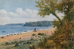 Priory Bay Sea View, Isle of Wight by Alfred Robert Quinton