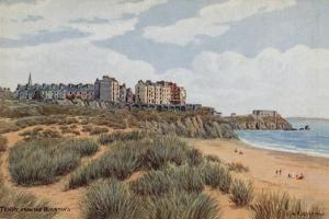 Tenby, from the Burrows by Alfred Robert Quinton