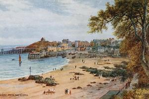 Tenby by Alfred Robert Quinton