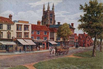 Tenterden, Kent by Alfred Robert Quinton