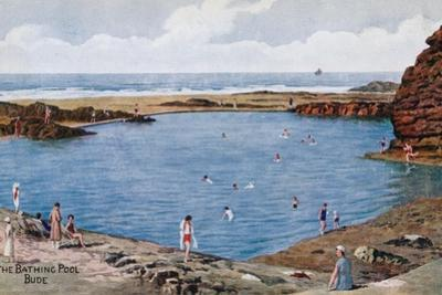 The Bathing Pool, Bude by Alfred Robert Quinton